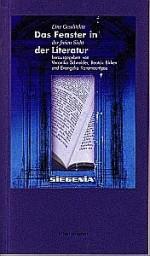 Das Fenster in der Literatur