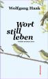 Wolfgang Haak wird geehrt